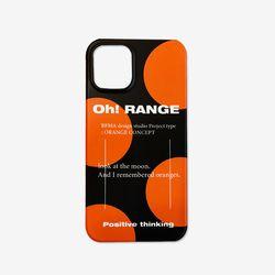 BFMA 하드 폰케이스 - Oh RANGE DOT