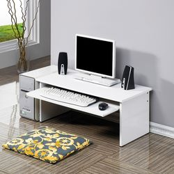 모던 컴퓨터 좌식책상 800 1인용 테이블