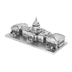 미니 메탈퍼즐 - 미국 국회의사당 (실버)