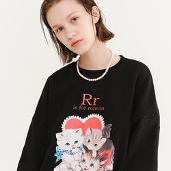 RR IS FOR SWEATSHIRT BLACK