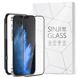 아이폰 13미니 3Dx 터치 풀커버 슬림 강화유리 액정보호필름