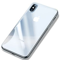 제로스킨 아이폰 XR용 시그니처6 투명 하드 슬림 케이스