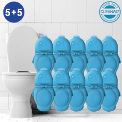 크린위즈 펭귄변기클리너 5+5(20개월사용) 변기세정제 냄새제거