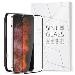 아이폰 13프로맥스 3Dx 터치 풀커버 슬림 강화유리 액정보호필름