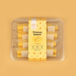 오마이스푼 랑떡 호박맛 35g x 8개입온가족 디저트카스테라떡