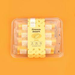 오마이스푼 랑떡 치즈맛 35g x 8개입온가족 디저트카스테라떡