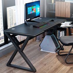 [아이니샵] 1인용 롱 슬림 컴퓨터 책상