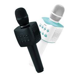 엑토 휴대용 블루투스 노래방 마이크 음성변조 MICS-09