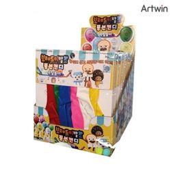 2000 브레드 이발소 풍선 캔디 BOX(15개입)