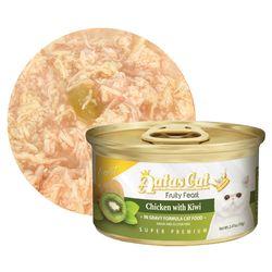 아타스 캣 과일 주식캔 치킨앤키위 70g 1박스 (24캔)고양이캔