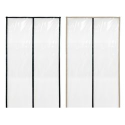 자석 대형 창문 방풍 비닐 커튼 주문제작 100x210