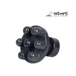 제주예석 제주화산석 경락마사지스톤 150g