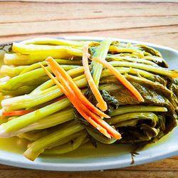 밥푸드 전라도가정식 갓물김치 1.5kg