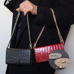 메탈체인 골드체인 실버체인 가방 어깨 끈 폰케이스