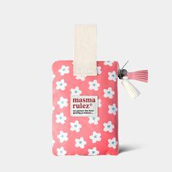 마약 스트랩 파우치 flower cherry blossom