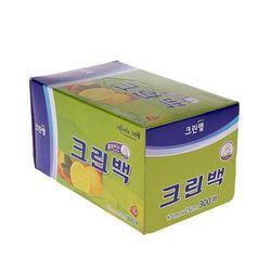 크린랩 크린백 티슈형-미니(17x25x300매)