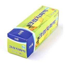 크린랩 지퍼백-소(18x20x20매)