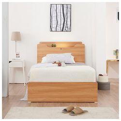 LED 수납형 슈퍼싱글 LPM 침대