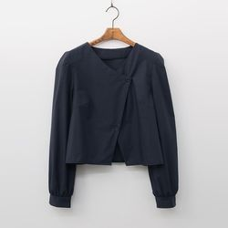 Song Puff Crop Blouse