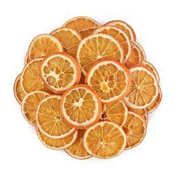 오렌지칩 건조 말린 오렌지 건과일 말린과일 과일칩