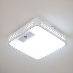 LED 슬로우 직부 센서등 15W