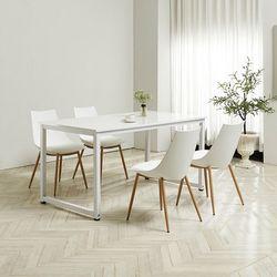철재 서재 오피스 회의실 학생 다용도 책상 테이블 1500-800