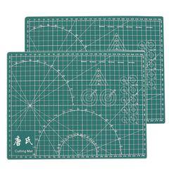 A3 컬러 커팅매트 책상 고무판 재단판