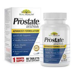 Real Health 소팔메토 함유 The Prostate Formula 90정