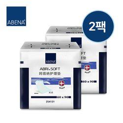 아베나 친환경 위생 깔개매트 10매x2팩