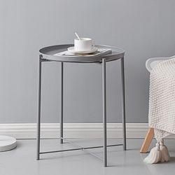 이츠미 몬드 원형 사이드 테이블
