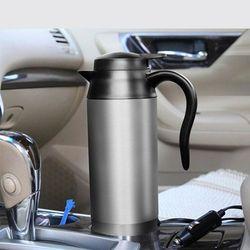차량용 전기포트 차박 캠핑 간편 24V 라면 커피끓는물