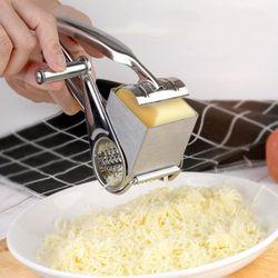 회전식 치즈 그레이터 초콜릿 그라인더 슬라이서