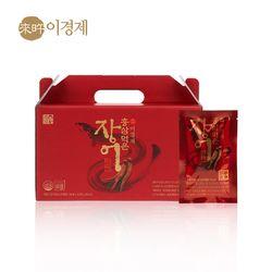 [무료배송] [래오이경제] 홍삼먹은 장어진액 (70ml30포)
