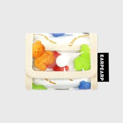 LITTLE FIRE COVY COLOR PATTERN-IVORY(에어팟프로-PVC)