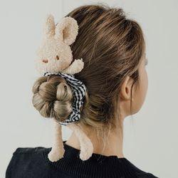 토끼인형 곱창밴드 슈슈 (21HT015)