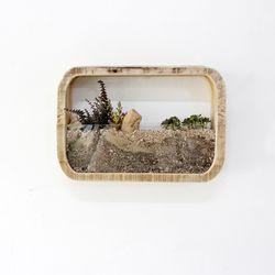 플랜트 박스 액자 시리즈 - 직사각