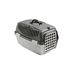강아지컨넬 sp 걸리버1 플라스틱문 강아지 이동가방