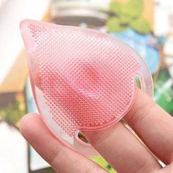 기본형 실리콘 피지제거기1개(색상랜덤)