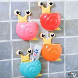 다용도 달팽이 홀더 1개(색상랜덤)