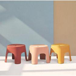 기본형 미끄럼 방지 욕실 의자 1개(색상랜덤)