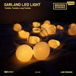 BF브라운앤프렌즈 Garland LED Lights