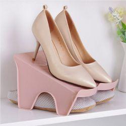 기본형 신발 더블 슈즈렉 1개(랜덤)