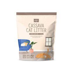 사막화 방지 천연원료 카사바 고양이모래3.2kg