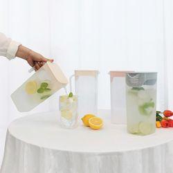 [무료배송] 깨끗한 이지핸들 냉장고 물병 2L 4개
