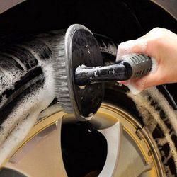 차량용 타이어 세척솔1개
