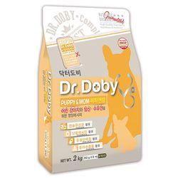닥터도비 퍼피앤맘(자견모견임신출산)-2kg