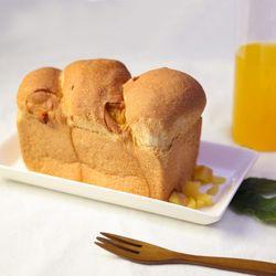 알밤이 콕콕 맛있는 비건 간식빵 밤쌀식빵