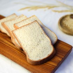 식이섬유 풍부한 현미 비건빵 현미쌀식빵