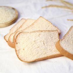 아침식사대용 촉촉한 비건 쌀식빵