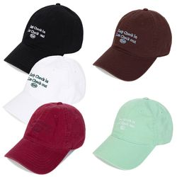 [PACKAGE]BG284CAP566_Check In Washing Cap(NEW0816E8P)
